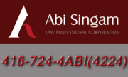 Abi Singam Law Professional Corporation